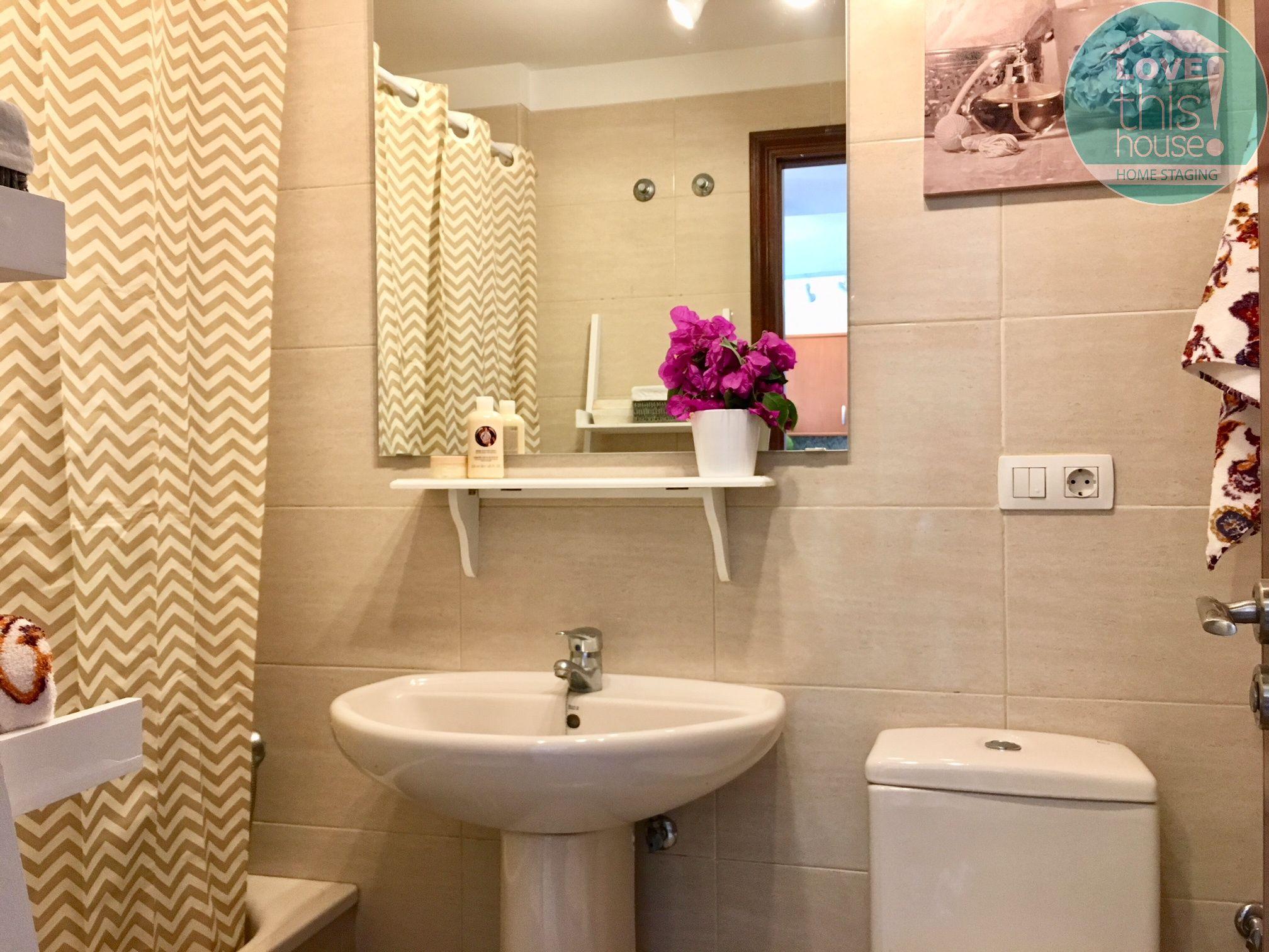 Baño con bañera - Nivaria