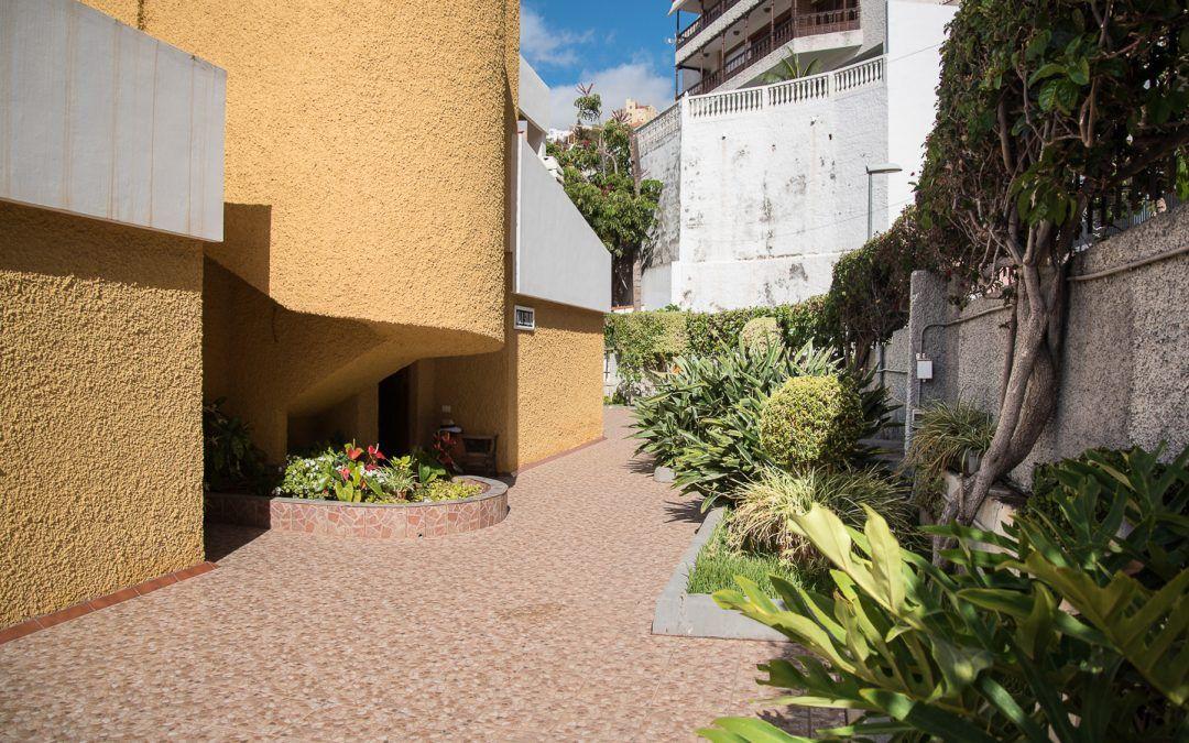Villa Solar Las Acacias Santa Cruz de Tenerife - entrada