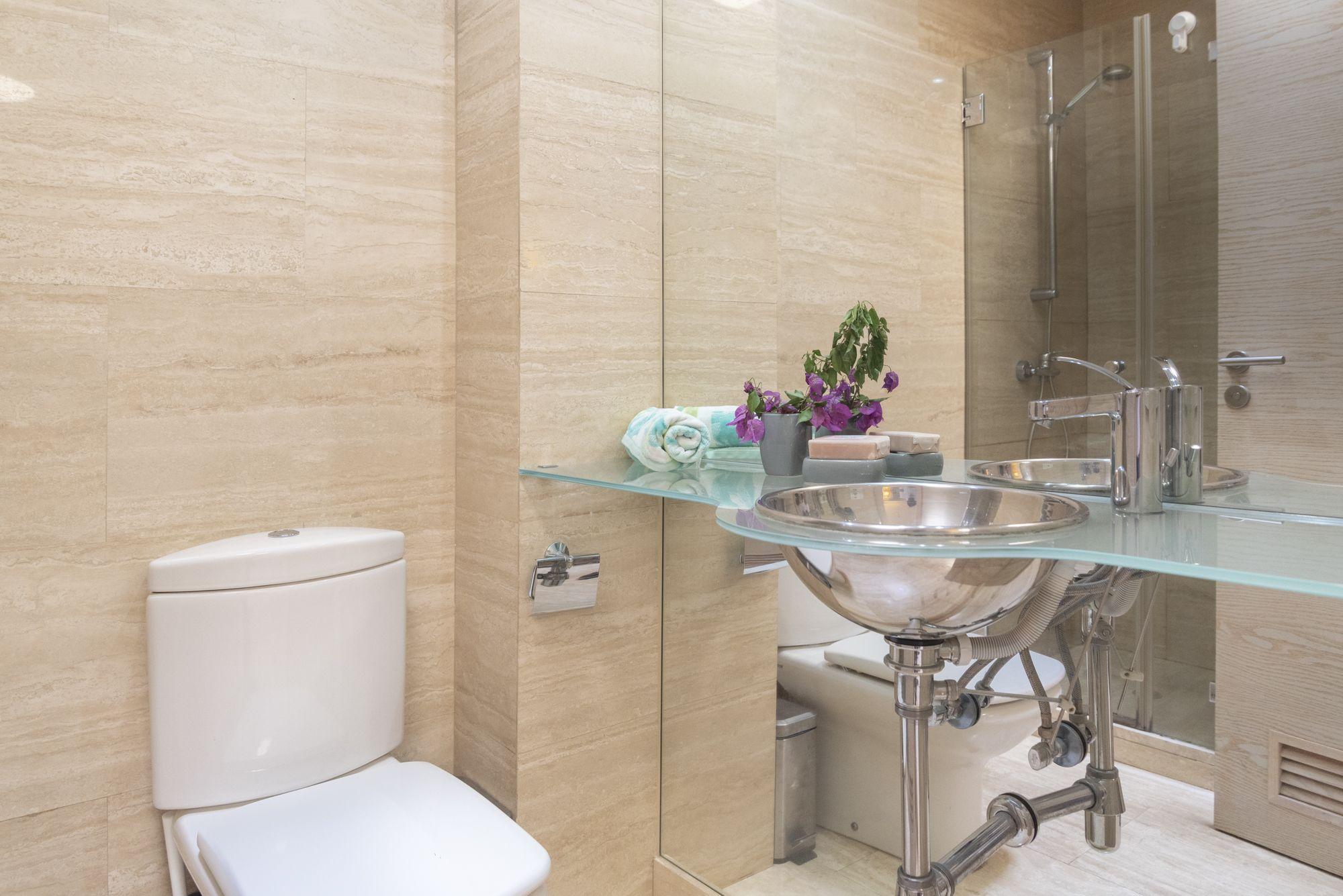 Edificio ARTHE baño auxiliar