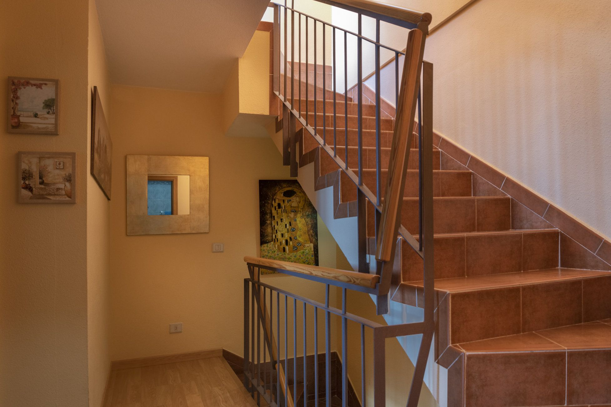 Escaleras planta 2 - Terrazas de Geneto - La Laguna
