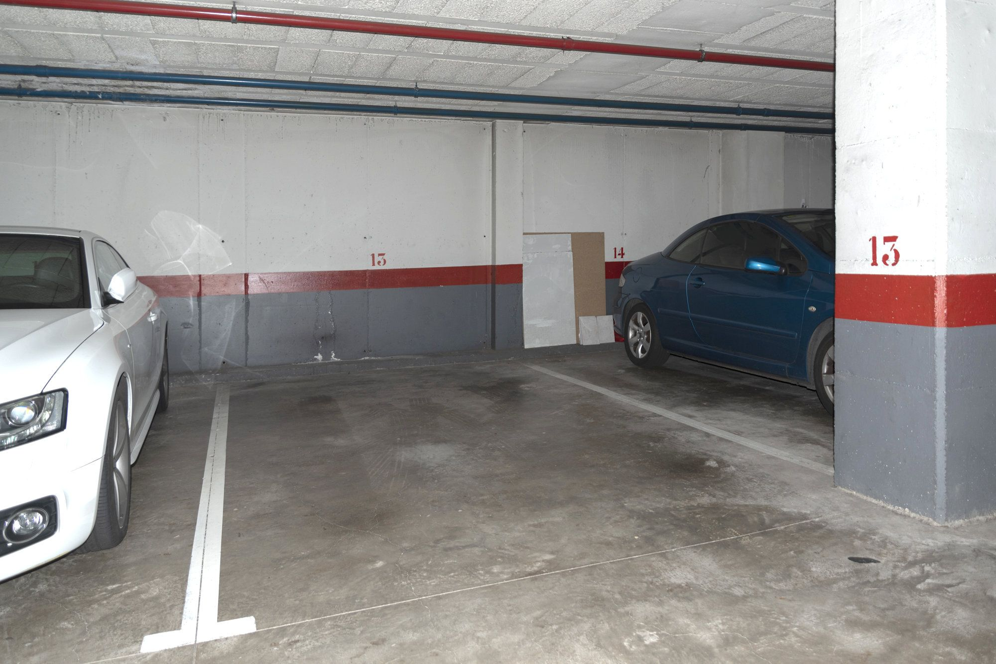 Garaje - Terrazas de Geneto - La Laguna