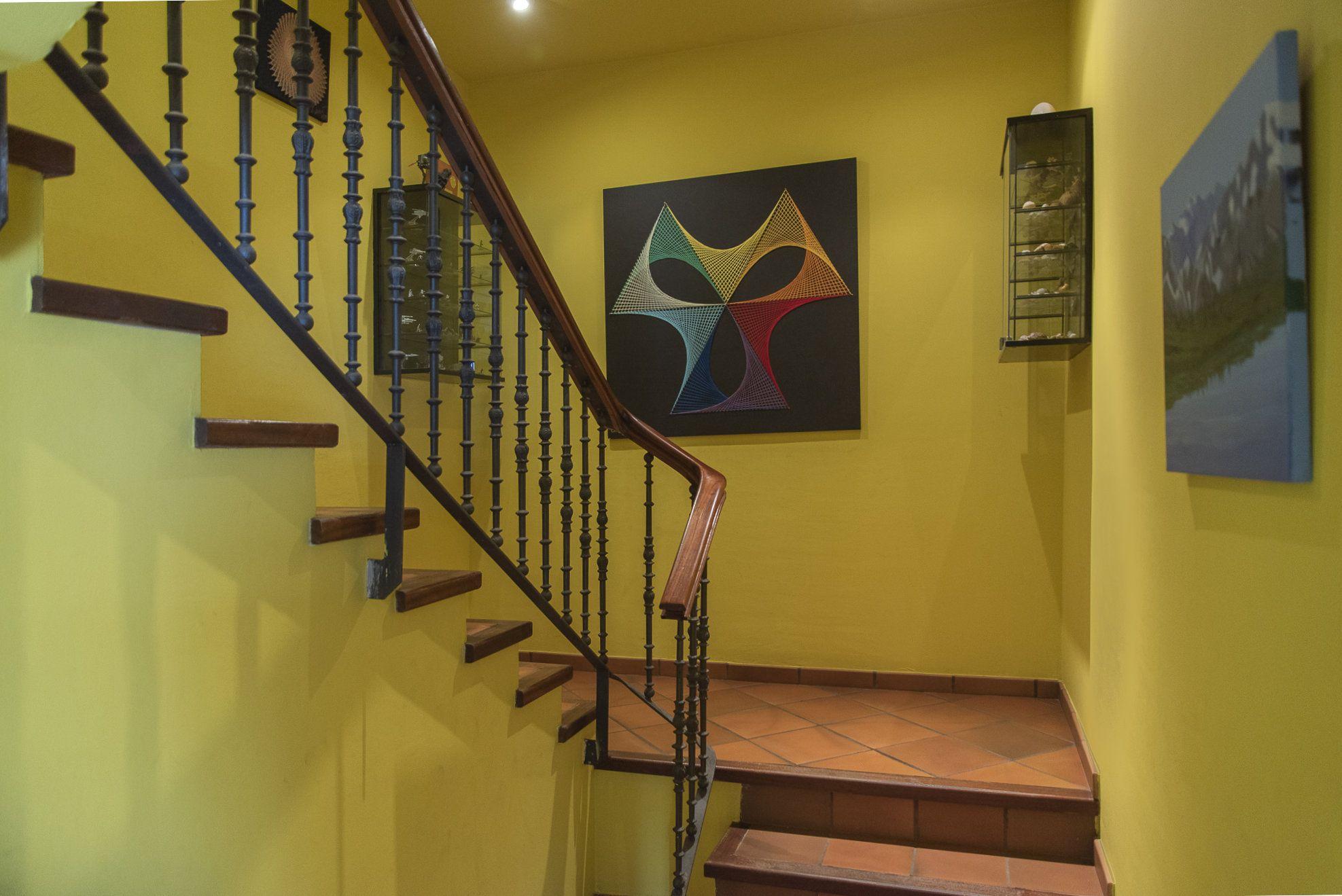 San Nicolás - Escaleras