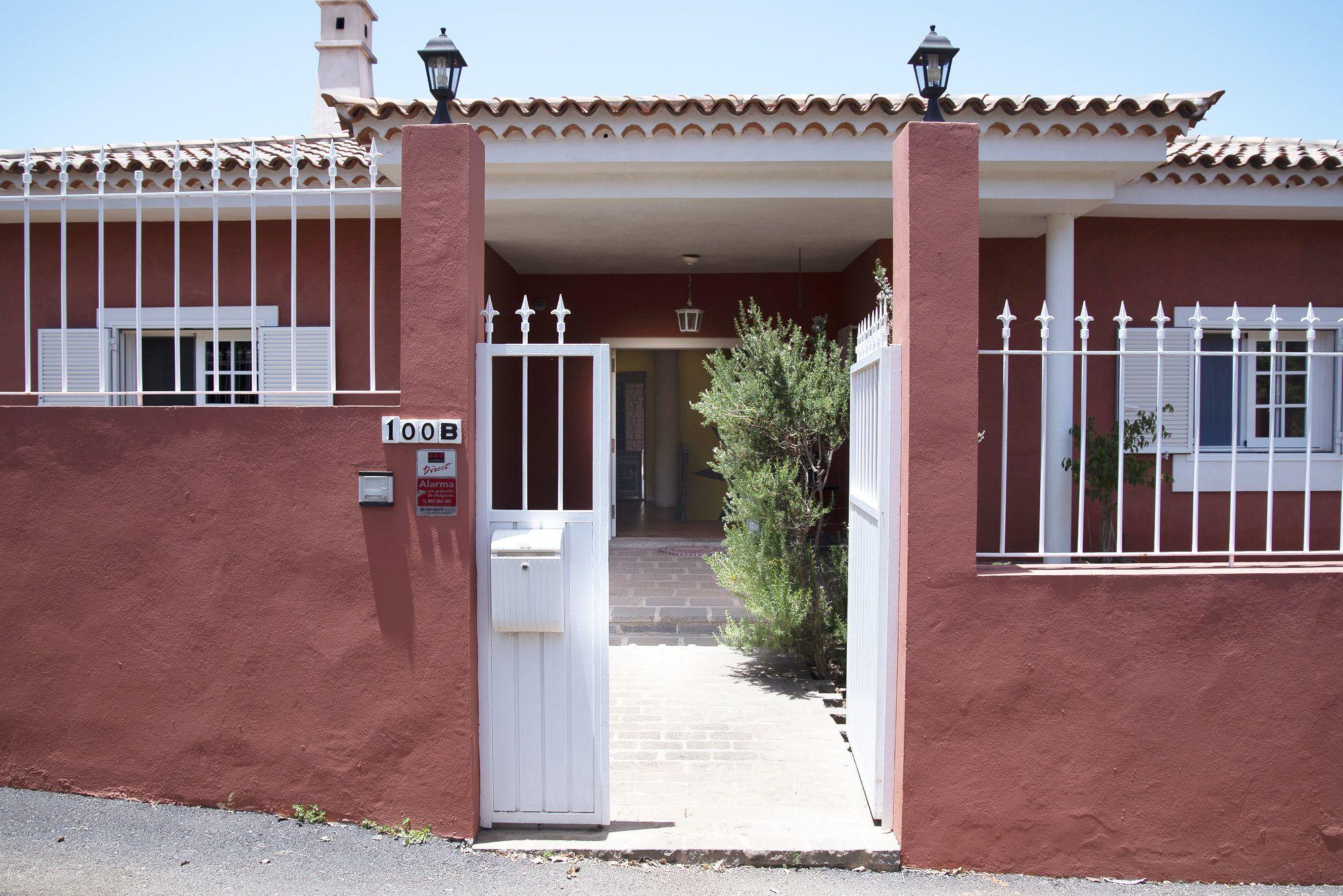 San Nicolás - Acceso a interior