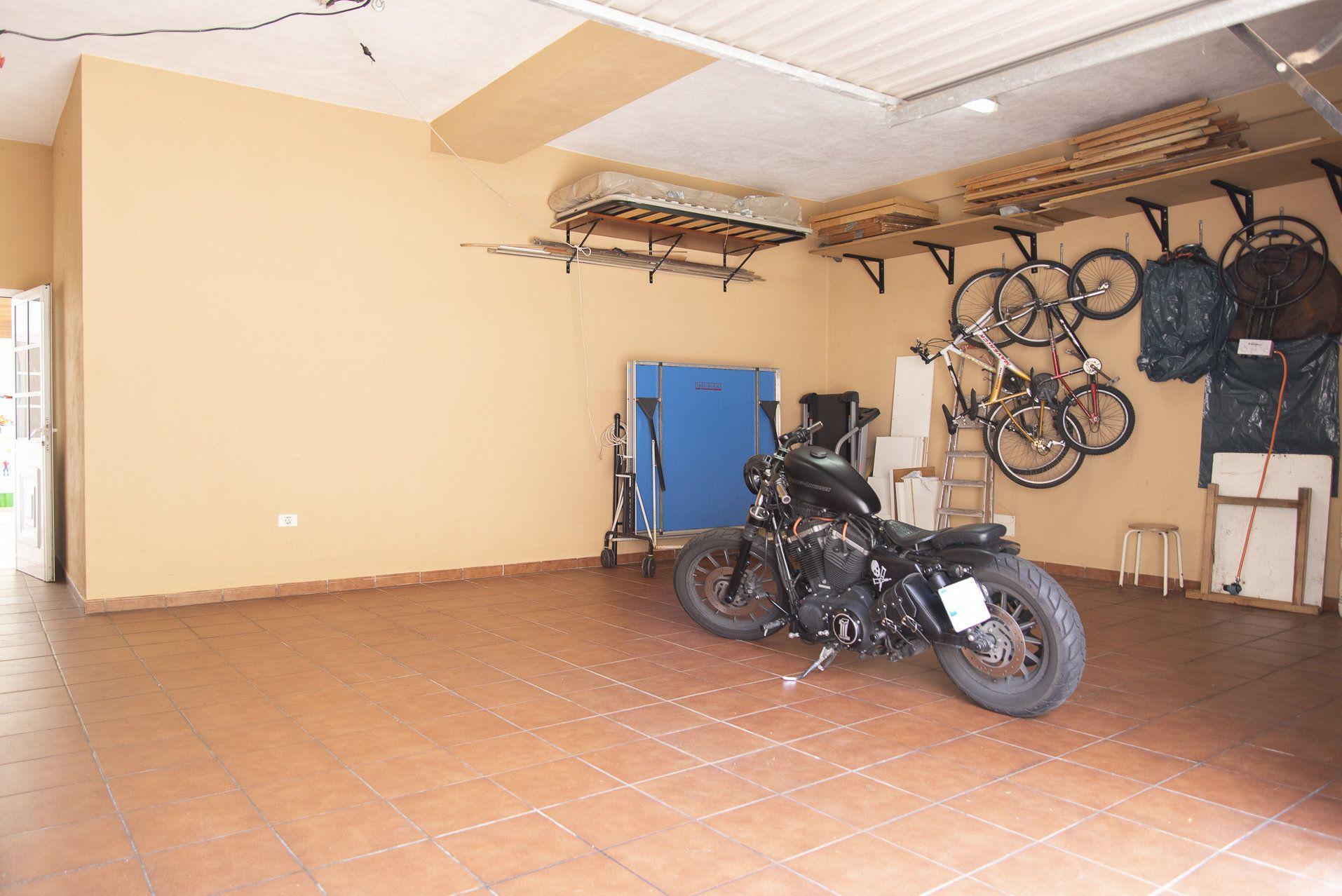 San Nicolás - garaje