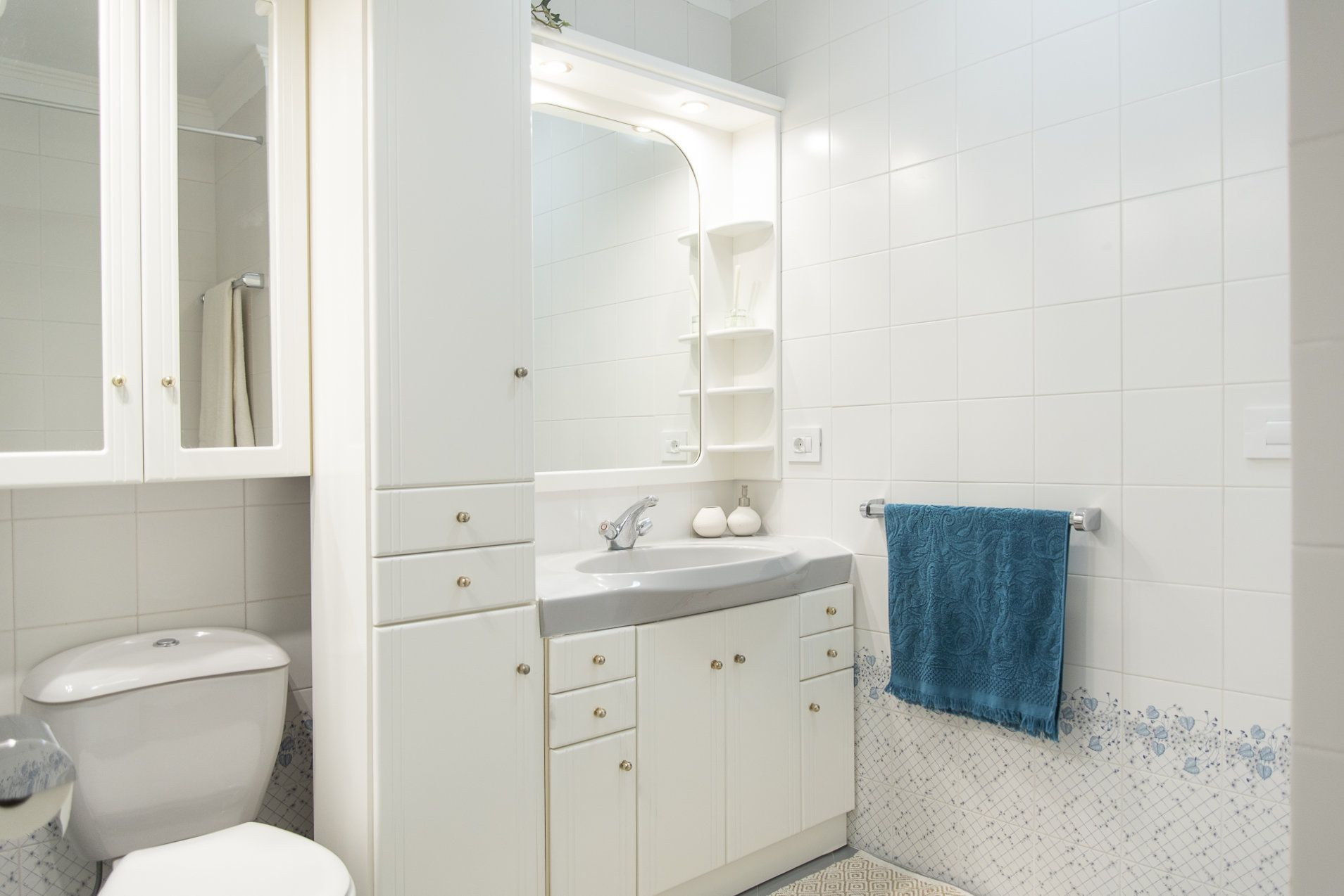 Baño habitación principal - Taormina Puerto de La Cruz