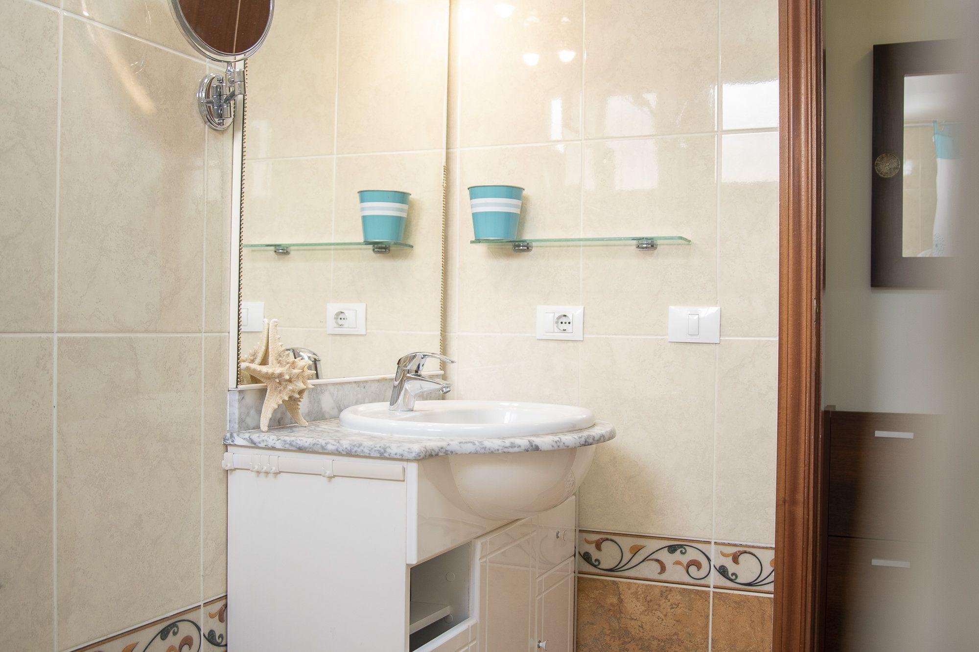 Las Galletas - Edificio Lavanda - Baño 2