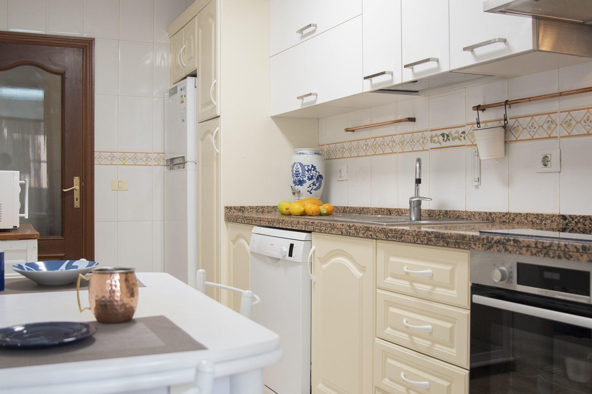 Las Galletas - Edificio Lavanda - Cocina
