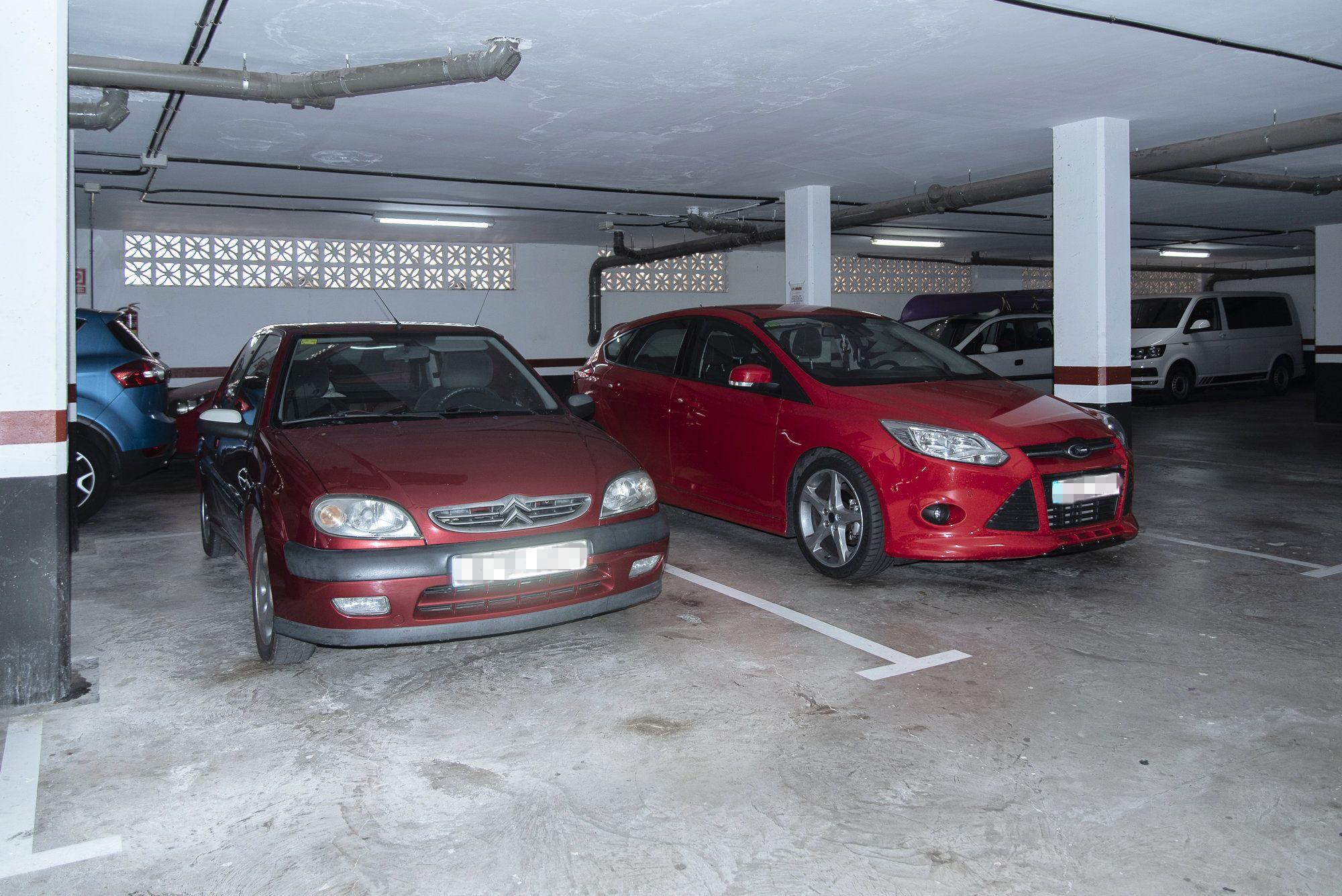 Las Galletas - Edificio Lavanda - Garaje