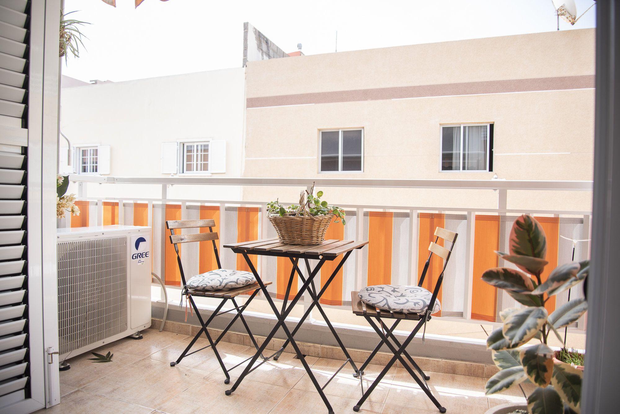 Las Galletas - Edificio Lavanda - Terraza