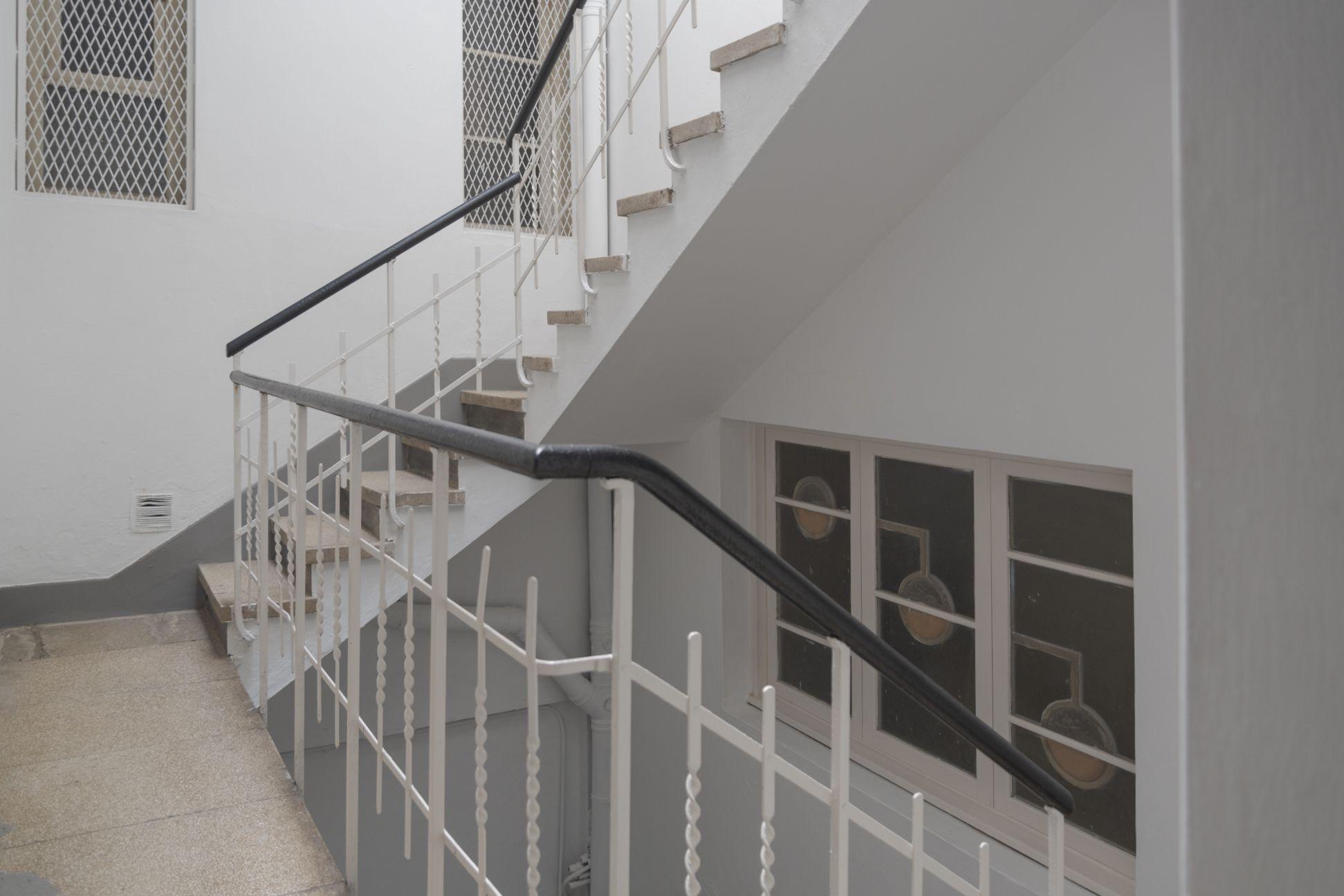 Piso en venta Méndez Núñez - Escalera de servicio