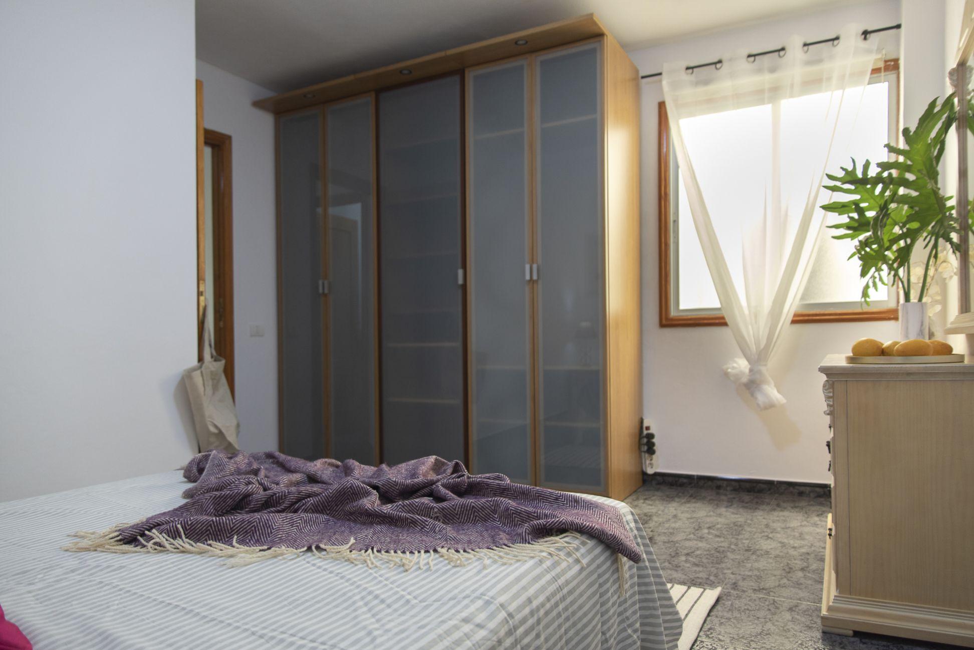 Antequera y Bobadilla - Habitación principal