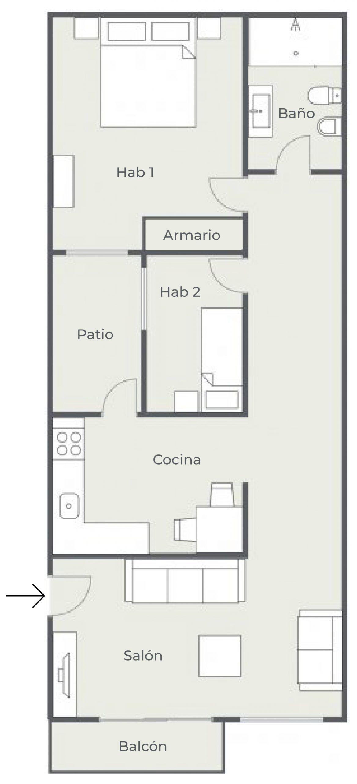 Antequera y Bobadilla - Plano