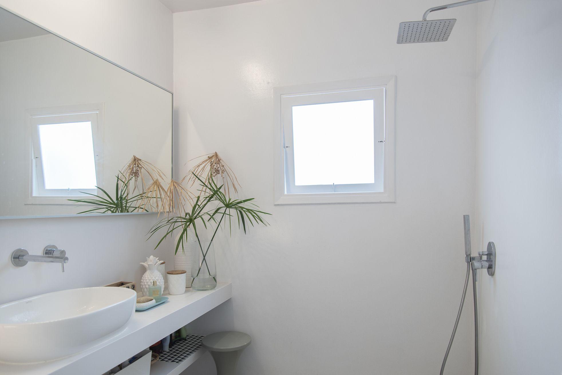 Doctor Guigou - Hotel Mencey - Baño con revestimiento de microcemento