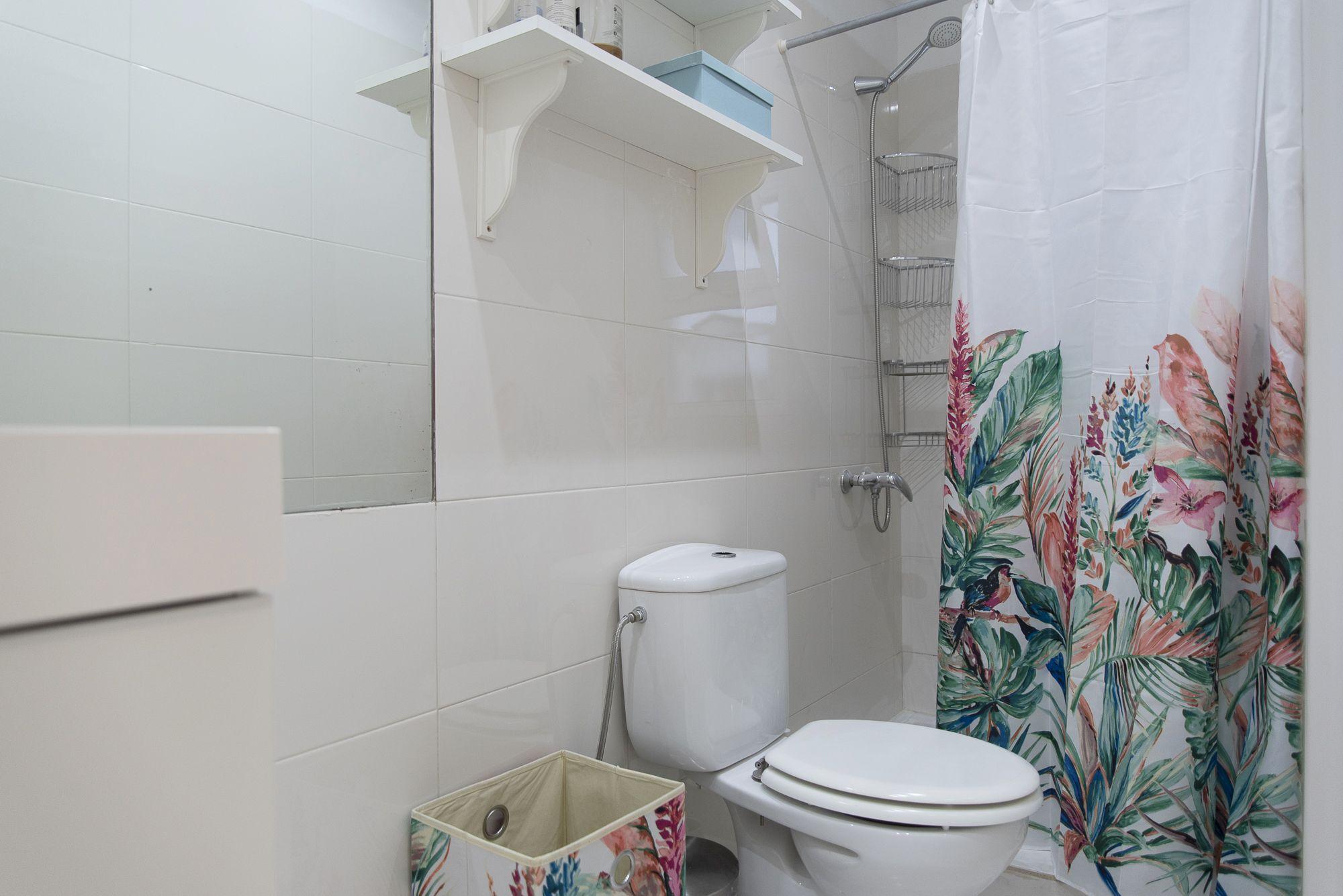 Baño - Las Acacias - Club Oliver