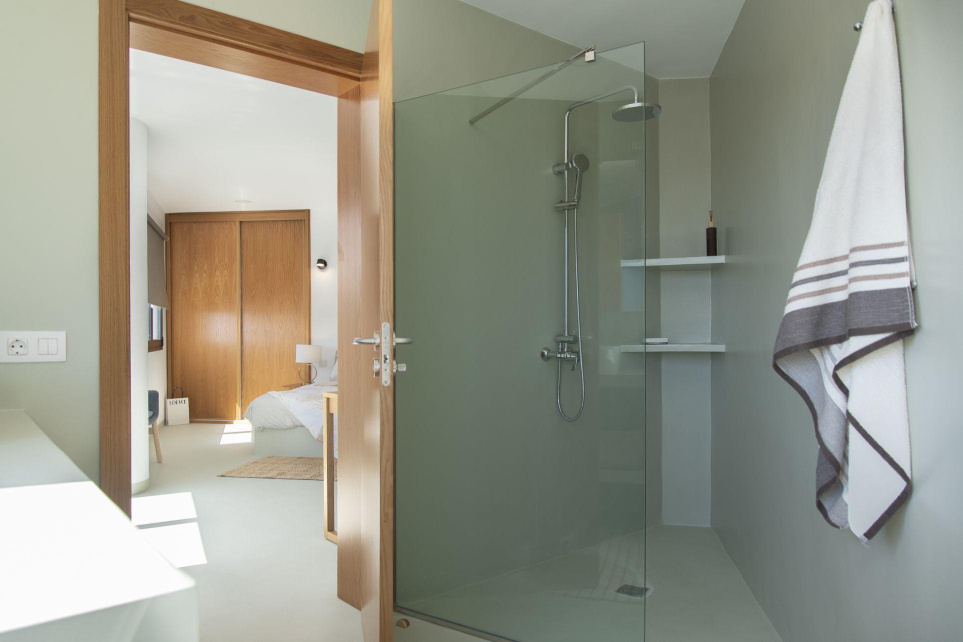 El Porís - baño principal