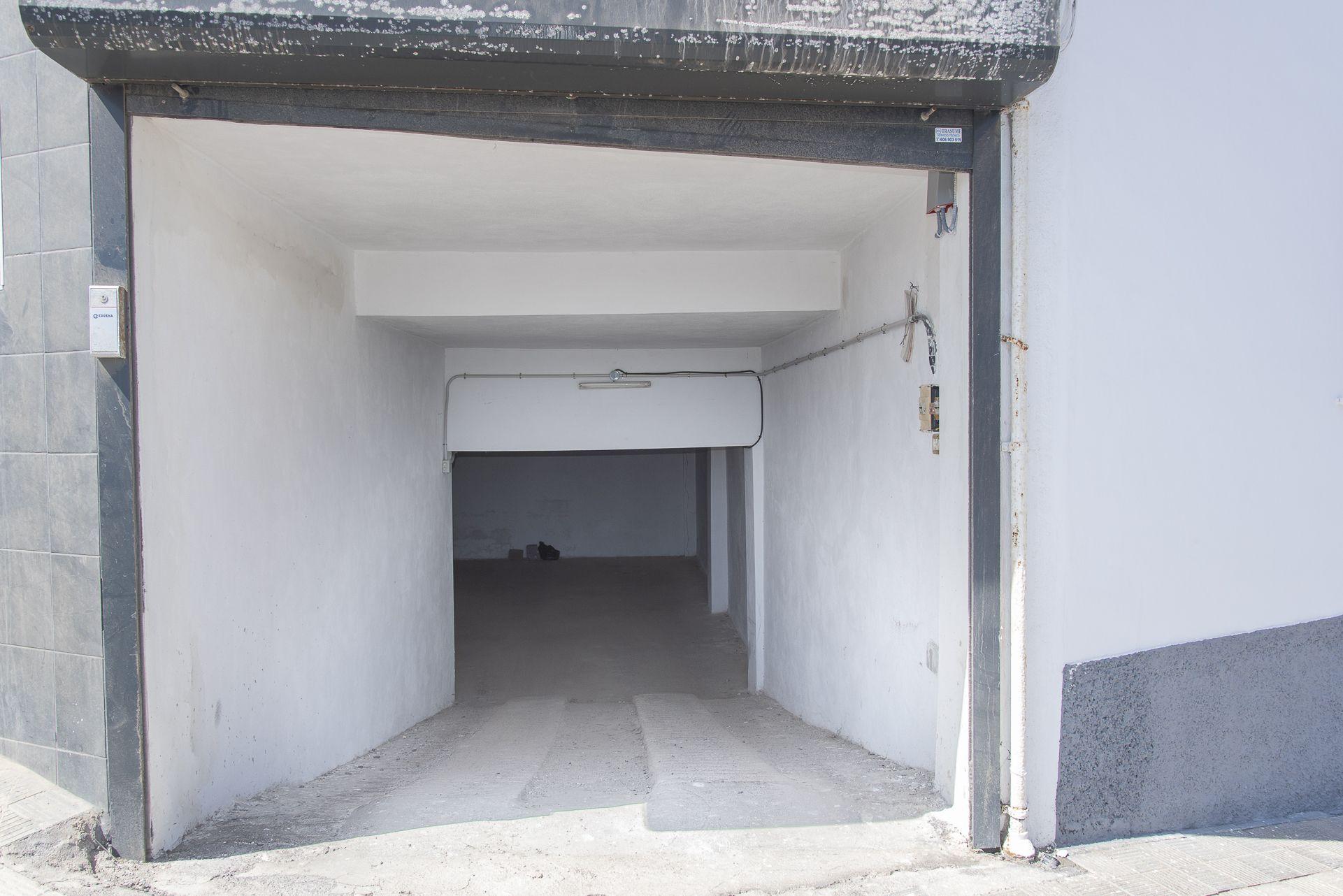 El Porís - Salida garaje
