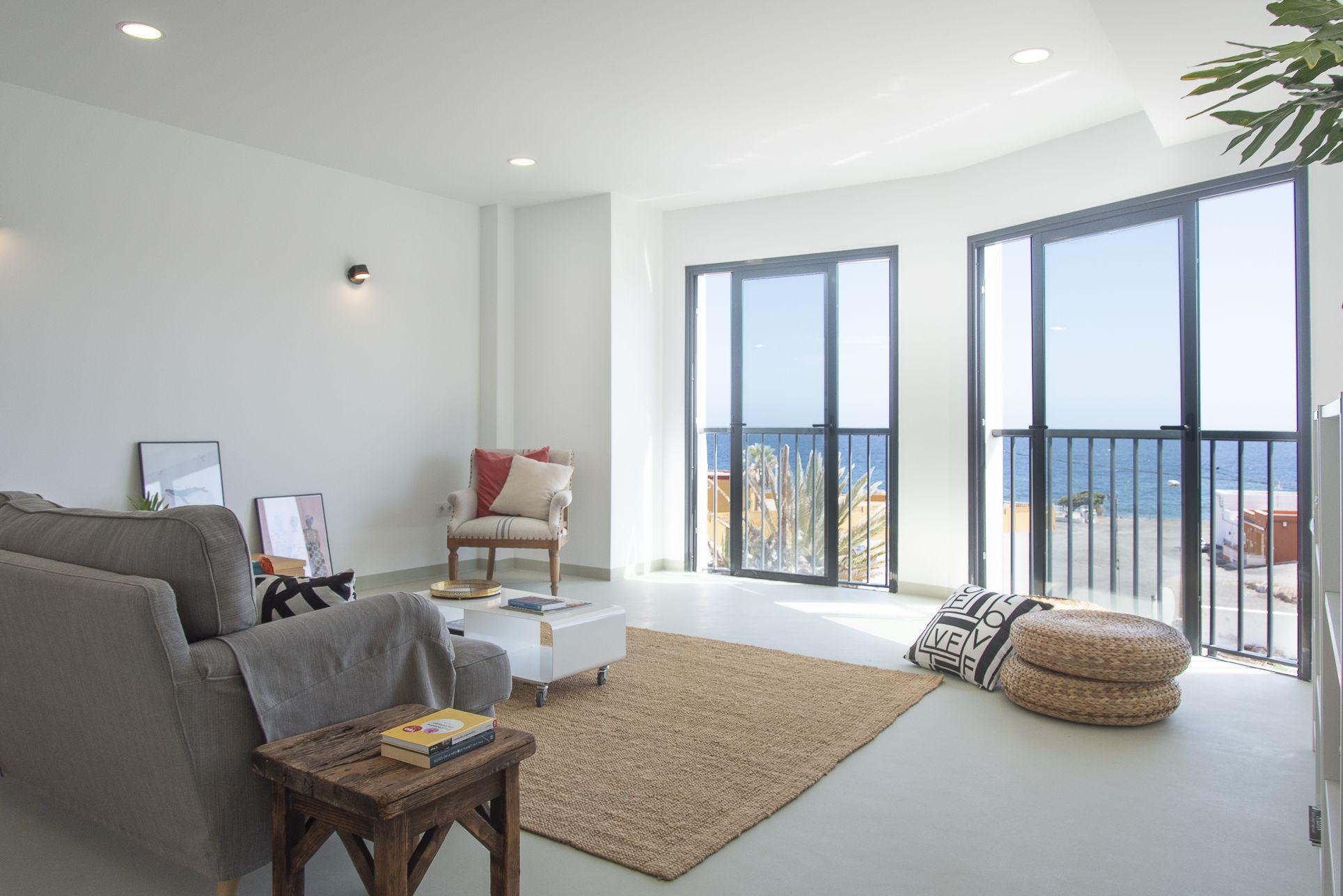 El Porís - Vista de ventanales