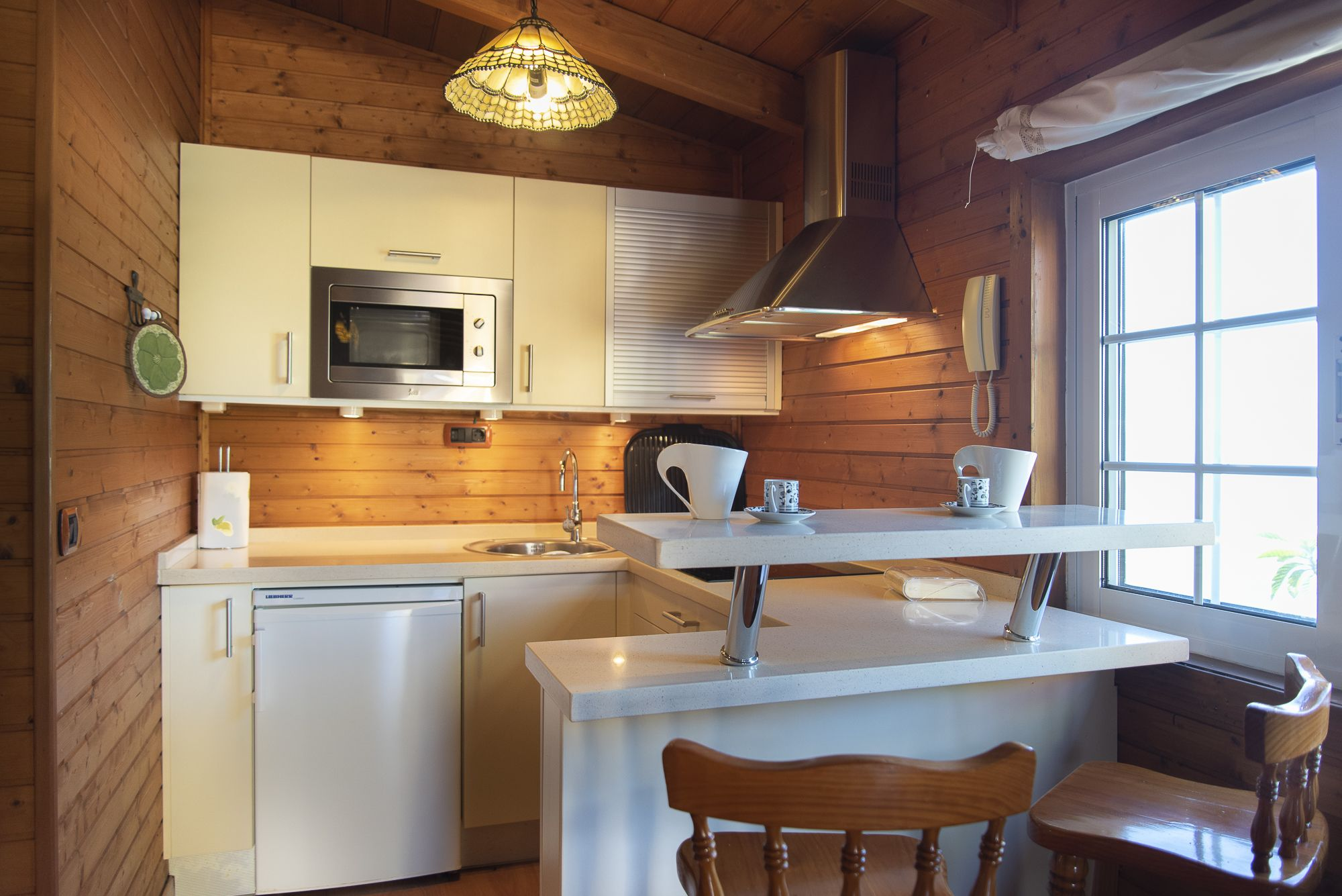 Habitacion invitados, cocina. El Sauzal - El Puertito