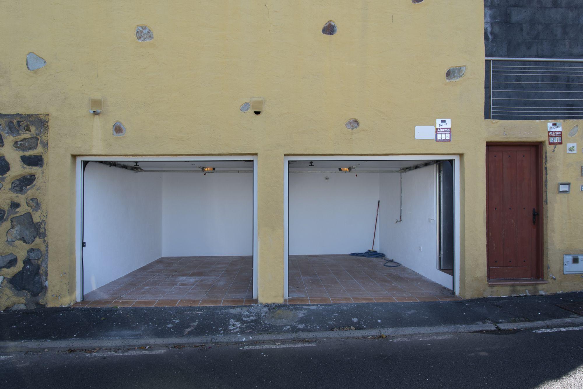 Garaje doble. El Sauzal - El Puertito