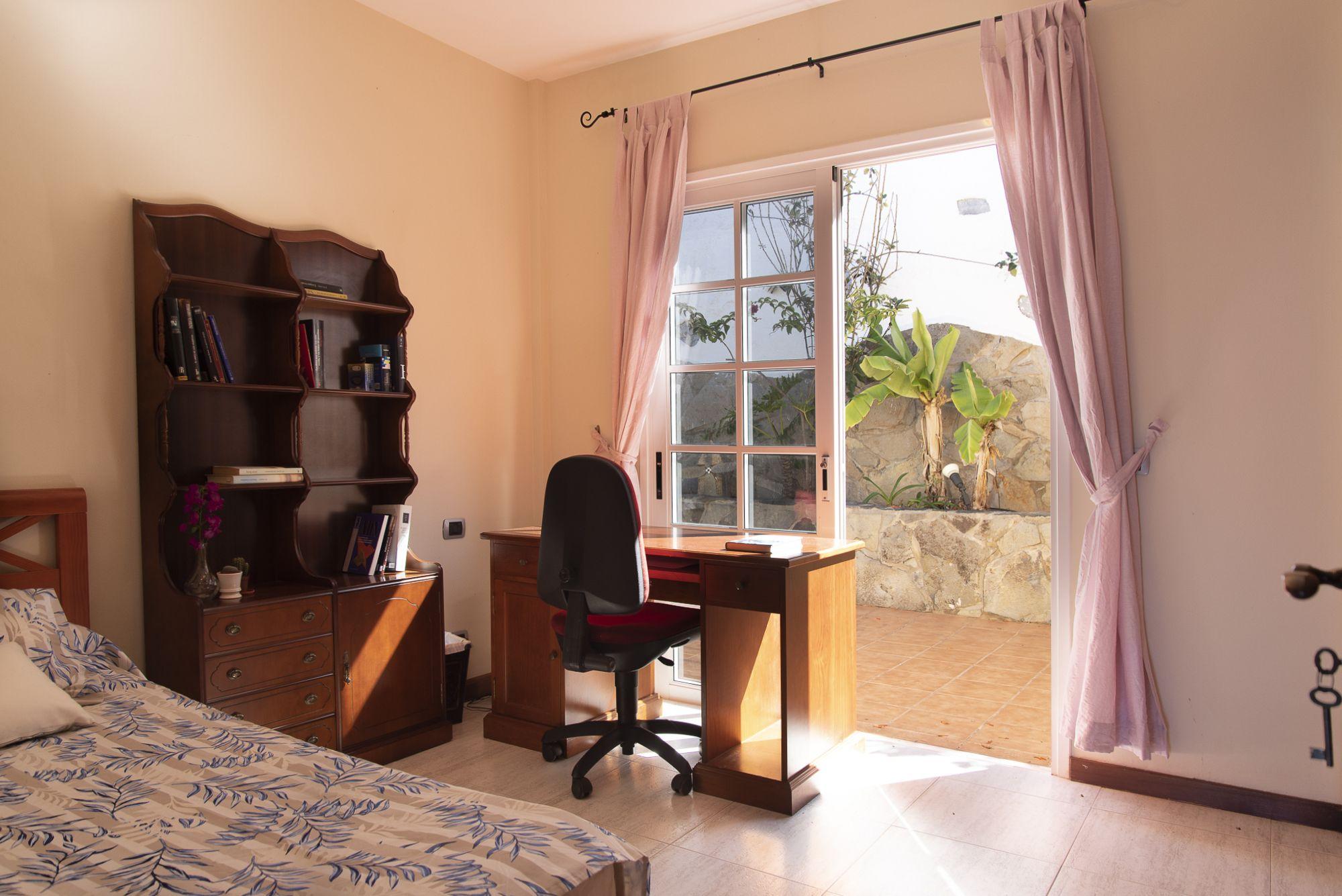 Habitación 3. El Sauzal - El Puertito