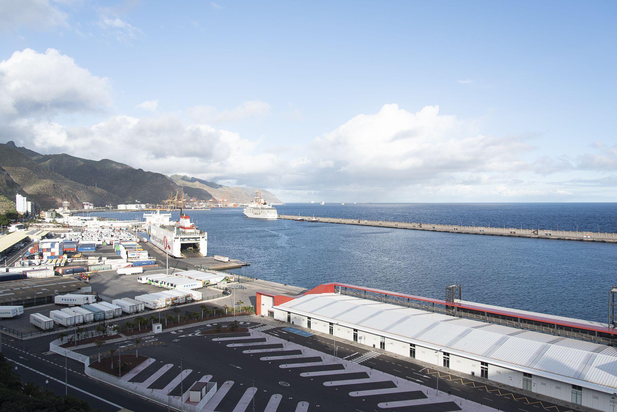 El Mástil, Avenida Anaga - Vistas al mar