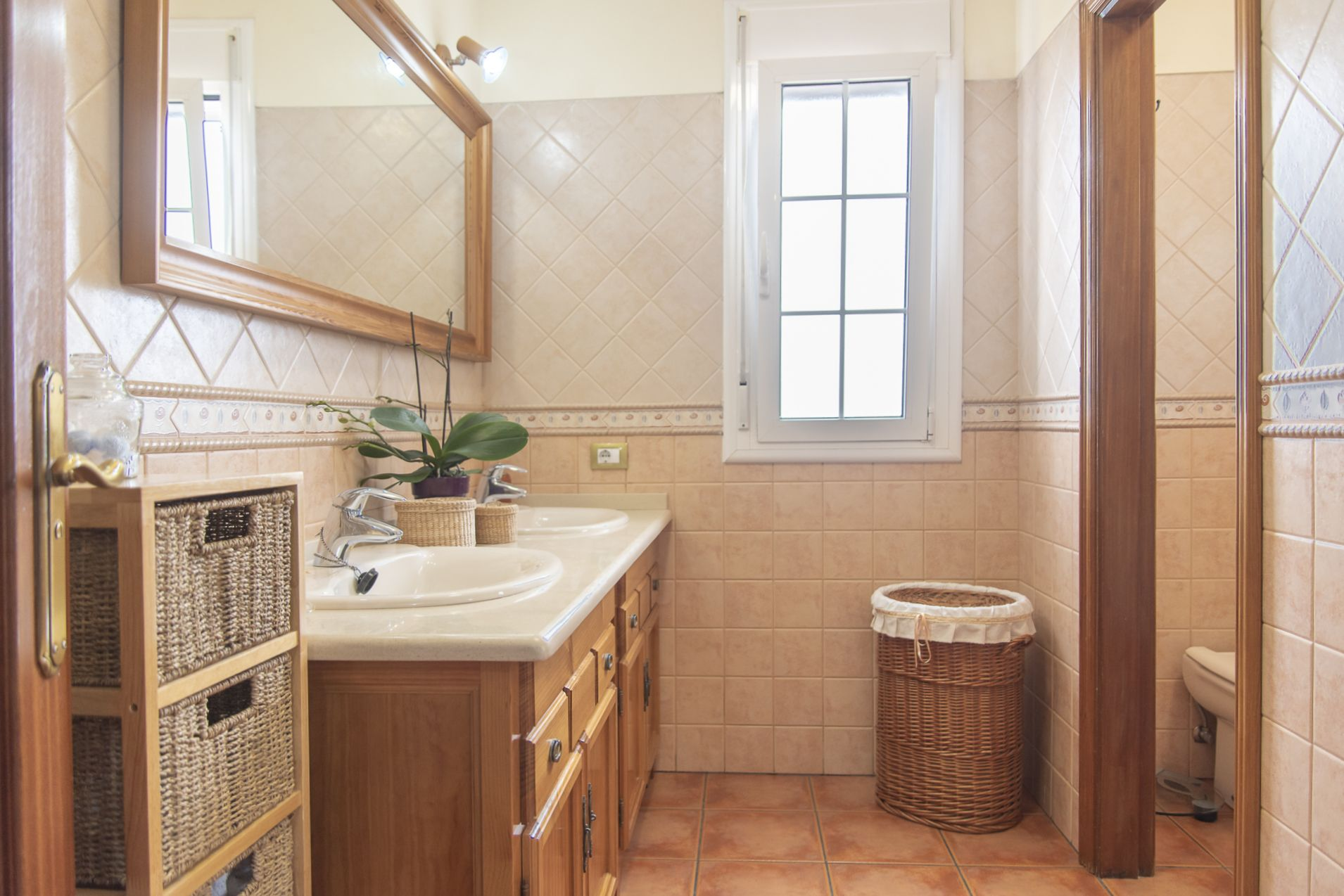 La Casa Azul - Tegueste. Baño suite