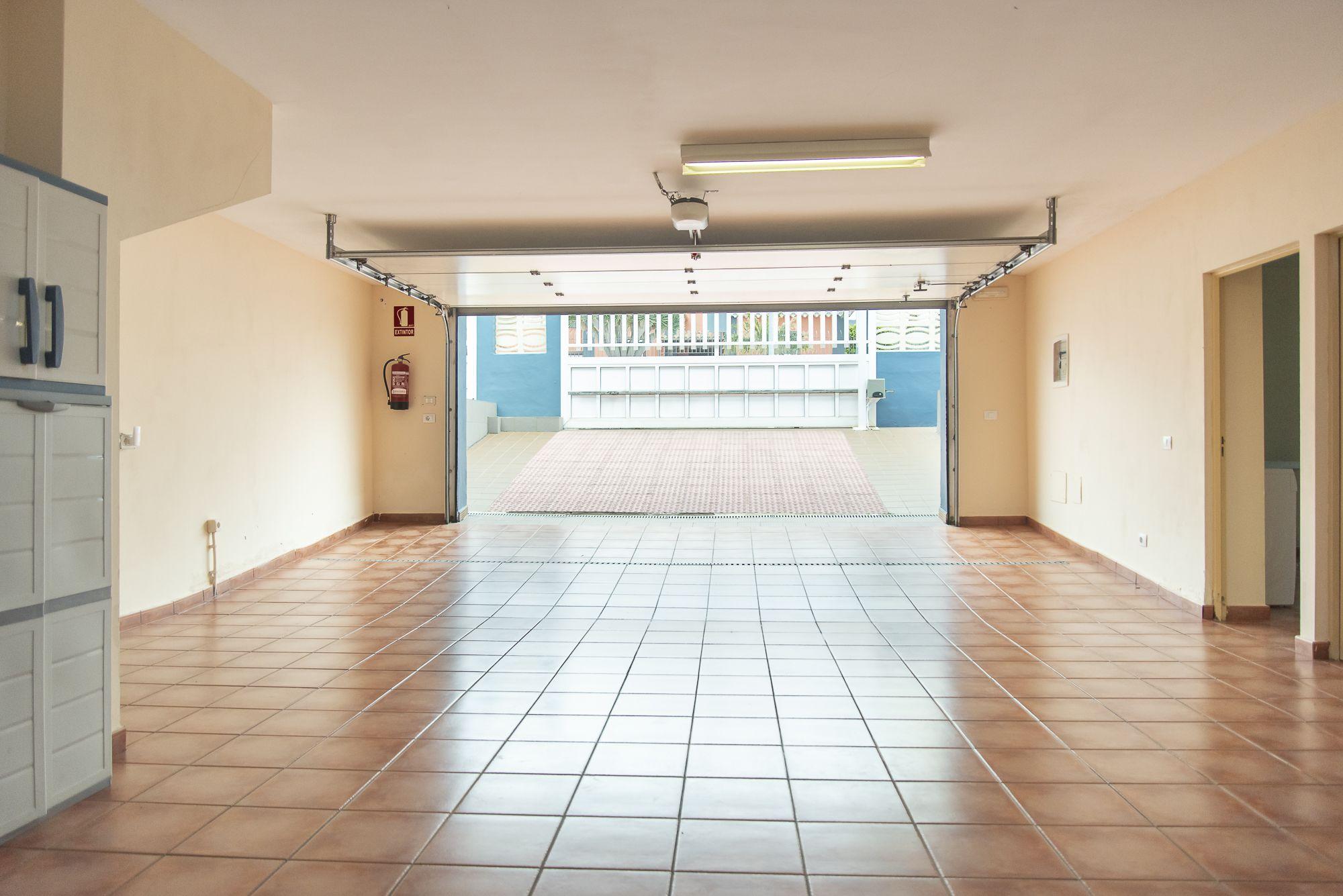 La Casa Azul - Tegueste. Garaje