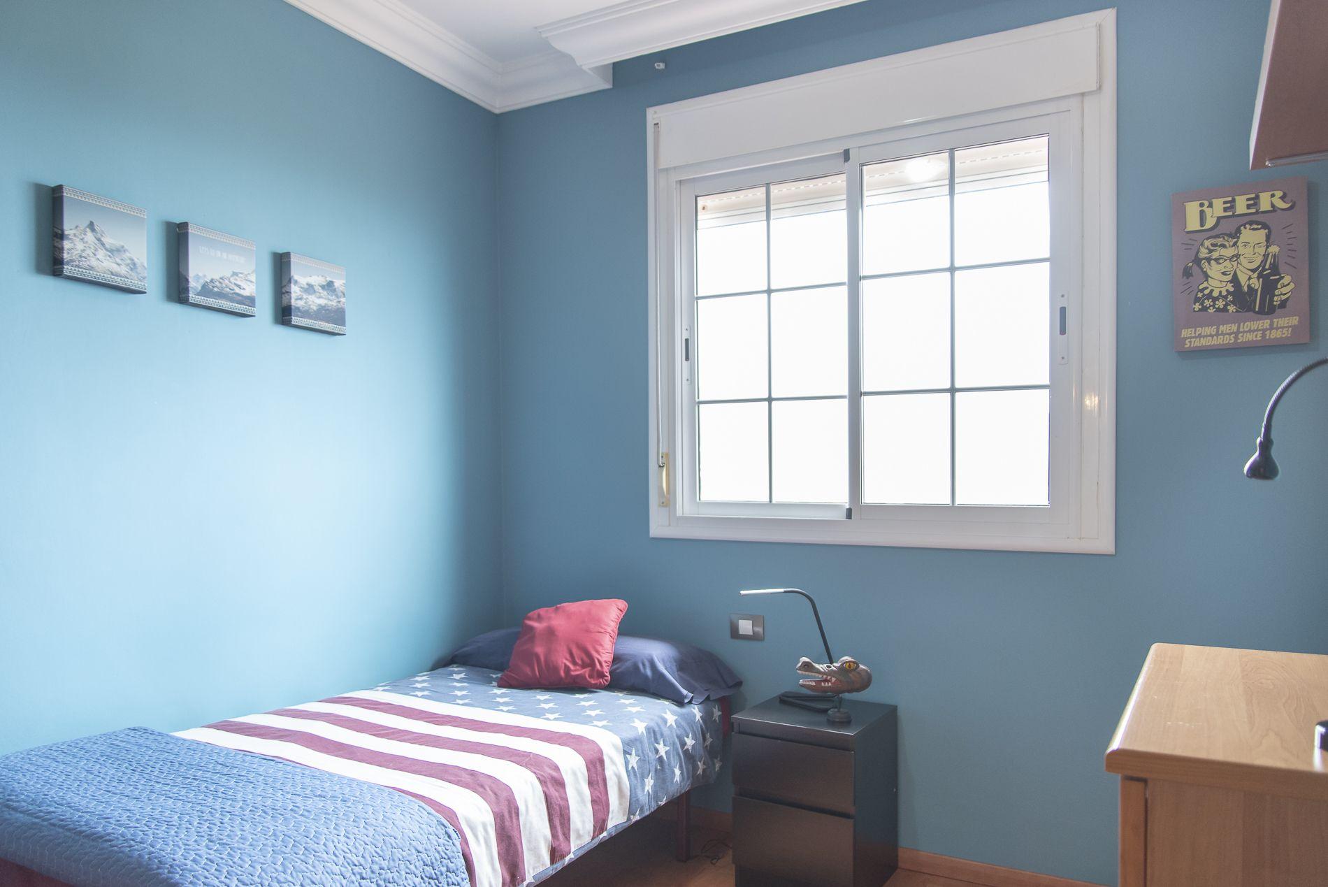 La Casa Azul - Tegueste. Habitación 1 planta alta